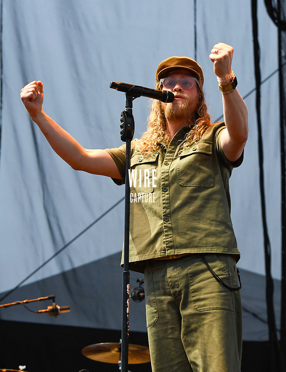 Allen Stone at Fivepoint Amphitheatre in Irvine Ca. on June 16th, 2019