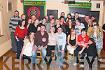 Vicky Shannahan and Barry Sheehan, celebrated their 21st birthday's in Parkers bar Kilflynn on Friday night, with family and friends, .   Copyright Kerry's Eye 2008
