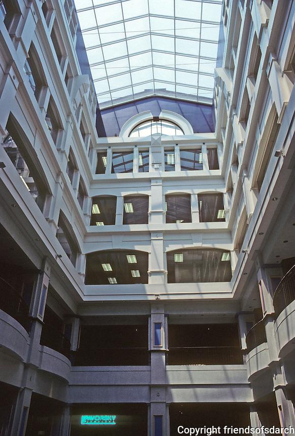 Philadelphia: Lit Brothers--Atrium. 1988, Burt Hill Kosar Rittelmann Assoc. Photo '88.