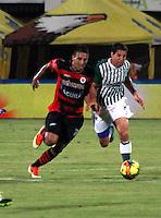 Cucuta Deportivo V.S. Atletico Nacional 01-06-2013