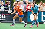 BLOEMENDAAL - Joelle Ketting (Bl'daal) , 2e play out wedstrijd tussen Bloemendaal-HGC dames (2-0). COPYRIGHT KOEN SUYK