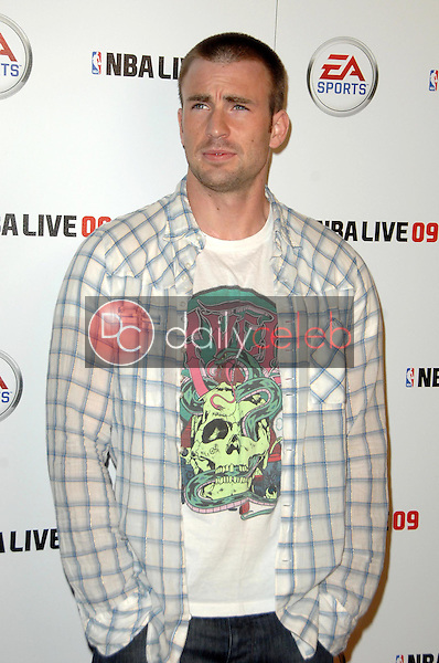 Chris Evans<br />