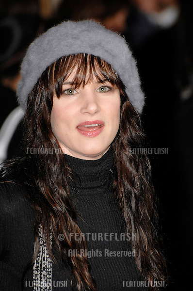 "JULIETTE LEWIS at the world premiere of her new movie ""Catch and Release"" at the Egyptian Theatre, Hollywood..January 22, 2007  Los Angeles, CA.Picture: Paul Smith / Featureflash"