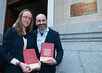 2019 04 08 'Marquesa de Parabere' book