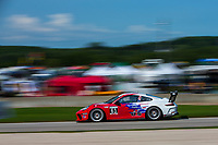 Porsche GT3 Cup Challenge USA<br /> Road America<br /> Road America, Elkhart Lake, WI USA<br /> Sunday 6 August 2017<br /> 63, McKay Snow, GT3P, USA, 2017 Porsche 991<br /> World Copyright: Jake Galstad<br /> LAT Images