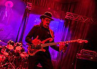 LAS VEGAS, NV - July 31, 2016: ***HOUSE COVERAGE*** Les Claypool pictured as he performs with The Claypool Lennon Delirium at Brooklyn Bowl at The Linq  in Las vegas, NV on July 31, 2016. Credit: Erik Kabik Photography/ MediaPunch