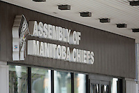 Assembly of Manitoba Chiefs offices is seen in Winnipeg Sunday May 22, 2011. The Assembly of Manitoba Chiefs is an organization of First Nations leaders in Manitoba, Canada and Its current Grand Chief is Ron Evans of the Norway House Cree Nation.