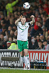 Jonathan Evans of Northern Ireland during the international friendly match at the Cardiff City Stadium. Photo credit should read: Philip Oldham/Sportimage