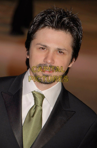 FREDDY RODRIGUEZ.The 2007 Vanity Fair Oscar Party Hosted by Graydon Carter held at Morton's, West Hollywood, California, USA, 25 February 2007..oscars portrait headshot.CAP/ADM/GB.©Gary Boas/AdMedia/Capital Pictures.