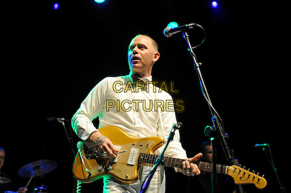 LONDON, ENGLAND - JUNE 4: C.W.Stoneking(Christopher William Stoneking) performing at Shepherds Bush Empire on June 4, 2015 in London, England.<br /> CAP/MAR<br /> &copy; Martin Harris/Capital Pictures