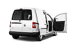 Car images of a 2014 Volkswagen CADDY 1.6 TDI 4 Door Car Van Doors