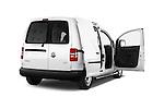 Car images of a 2014 Volkswagen CADDY 1.6 TDI 4 Door Car Van Doors