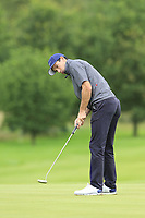 Ross Kellett (SCO) putts on the 3rd green during Sunday's Final Round of the Northern Ireland Open 2018 presented by Modest Golf held at Galgorm Castle Golf Club, Ballymena, Northern Ireland. 19th August 2018.<br /> Picture: Eoin Clarke | Golffile<br /> <br /> <br /> All photos usage must carry mandatory copyright credit (&copy; Golffile | Eoin Clarke)