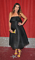 Alison King at the British Soap Awards 2019, The Lowry Theatre, Pier 8, The Quays, Media City, Salford, Manchester, England, UK, on Saturday 01st June 2019.<br /> CAP/CAN<br /> ©CAN/Capital Pictures