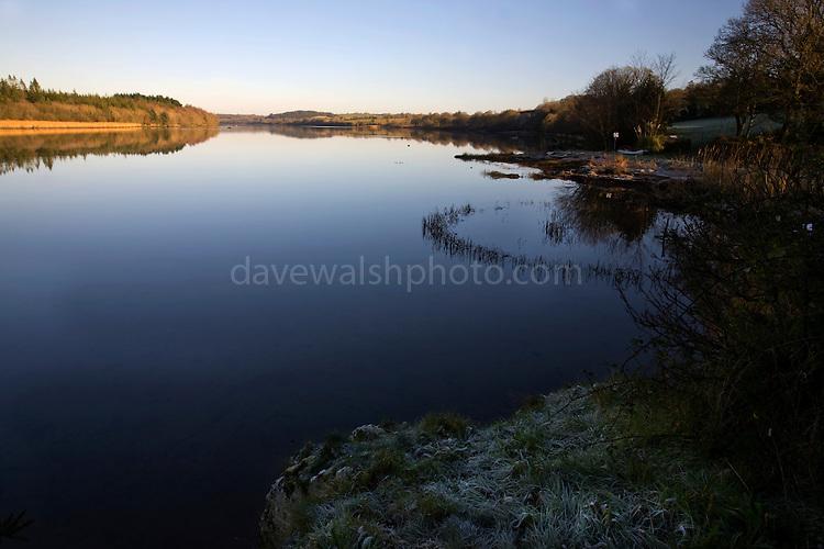 The River Slaney, Wexford, seen from Crossabeg, above, Killurn Bridge