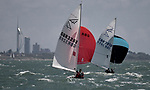 04.08.2017 Lendy Cowes Week Sailing All classes Flying 15 class yachts Afore the Weak & Foenix