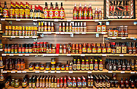 Hot sauce specialty shop, New Hope, PA, Pennsylvania.
