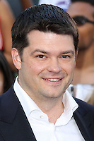 WESTWOOD, LOS ANGELES, CA, USA - JUNE 10: Chris Miller at the World Premiere Of Columbia Pictures' '22 Jump Street' held at the Regency Village Theatre on June 10, 2014 in Westwood, Los Angeles, California, United States. (Photo by Xavier Collin/Celebrity Monitor)