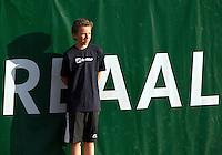 13-8-09, Den Bosch,Nationale Tennis Kampioenschappen, ballenkind