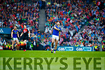 Bryan Sheehan Kerry misses a last minute free against  Mayo in the All Ireland Semi Final in Croke Park on Sunday.