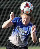 Warren Regina at Pontiac Notre Dame Prep, Girls Varsity Soccer, 5/31/16