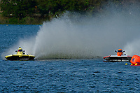 "Andrew Tate, S-80 ""On The Edge"", John Shaw,S-33 ""Keen's Sunday Money""    (2.5 Litre Stock hydroplane(s)"