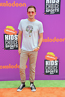 Kendall Schmidt at Nickelodeon's Kids' Choice Sports 2017 at UCLA's Pauley Pavilion. Los Angeles, USA 13 July  2017<br /> Picture: Paul Smith/Featureflash/SilverHub 0208 004 5359 sales@silverhubmedia.com