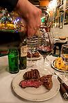 La Brigada, a restaurant that serves traditional Argentinian food, in Buenos Aires, Argentina