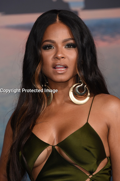 Christina Milian @ the Los Angeles premiere of 'Kong: Skull Island' held @ the Dolby theatre.<br /> March 8, 2017 , Hollywood, USA. # PREMIERE DU FILM 'KONG : SKULL ISLAND' A LOS ANGELES