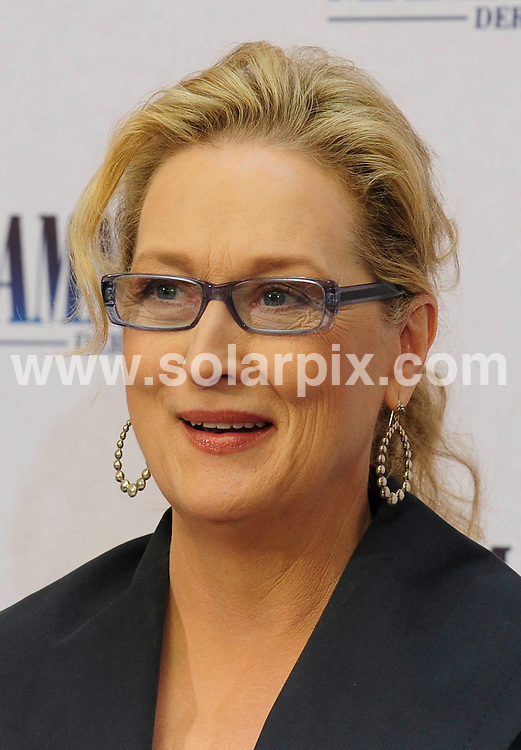 **ALL ROUND PICTURES FROM SOLARPIX.COM**.**SYNDICATION RIGHTS FOR UK AND SPAIN ONLY**.The Photocall for the movie Mamma Mia with Pierce Brosnan and  Meryl Streep in Berlin  in Germany. .This pic:Meryl Streep..JOB REF:6770-CPR/Clemens Bilan    DATE:02_07-08.**MUST CREDIT SOLARPIX.COM OR DOUBLE FEE WILL BE CHARGED* *UNDER NO CIRCUMSTANCES IS THIS IMAGE TO BE REPRODUCED FOR ANY ONLINE EDITION WITHOUT PRIOR PERMISSION*