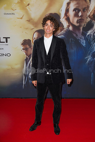 Robert Sheehan attending the The Mortal Instruments - City Of Bones premiere (german title: Chroniken Der Unterwelt- City Of Bones) held at CineStar, Sony Center, Berlin, Germany, 20.08.2013. Photo by Christopher Tamcke/insight media /MediaPunch Inc. ***FOR USA ONLY***