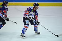 IJSHOCKEY: HEERENVEEN: IJsstadion Thialf, 02-02-2013, Eredivisie, UNIS Flyers - Amsterdam G's, Eindstand: 9-2, Aleksandr Terjohins (#4 | Flyers), ©foto Martin de Jong