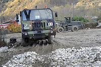 - Marche, intervento dell'esercito a Visso dopo il terremoto dell'ottobre/novembre 2016<br /> <br /> - Marche region, Army intervention in Visso after the earthquake of October / November 2016