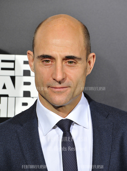 "Mark Strong at the premiere of his movie ""Zero Dark Thirty"" at the Dolby Theatre, Hollywood..December 10, 2012  Los Angeles, CA.Picture: Paul Smith / Featureflash"