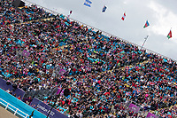 2012 GBR-London Olympic Games - Greenwich Park: EQUESTRIAN/Dressage - Grand Prix