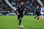 Sergio Ramos of Real Madrid during the match of  La Liga between Club Deportivo Leganes and Real Madrid at Butarque Stadium  in Leganes, Spain. April 05, 2017. (ALTERPHOTOS / Rodrigo Jimenez)