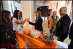 Condominio Loft 900, inaugurazione della mostra d'arte dei condòmini allestita negli spazi di Associazione Barriera di via Crescentino 25. Aprile 2009