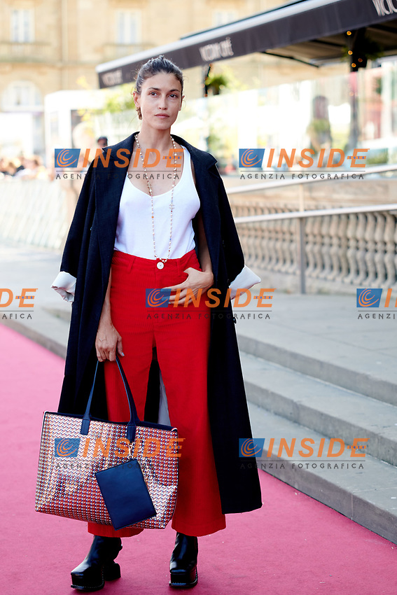 Nerea Barros attent at the Red Carpet of 'Santuary' during the 67th San Sebastian Donostia International Film Festival - Zinemaldia.September 26,2019.(ALTERPHOTOS/Yurena Paniagua)<br /> Photo Alterphotos / Insidefoto <br /> ITALY ONLY