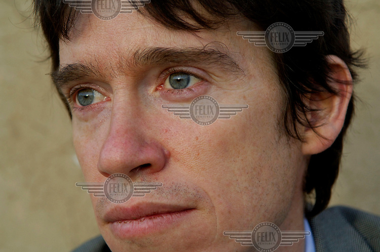 Rory Stewart, a writer and former British diplomat.
