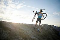 Bart Wellens (BEL/Telenet-Fidea)<br /> <br /> Jaarmarktcross Niel 2014