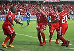 América igualó 1-1 ante Deportes Tolima. Fecha 2 Liga Águila I-2018.