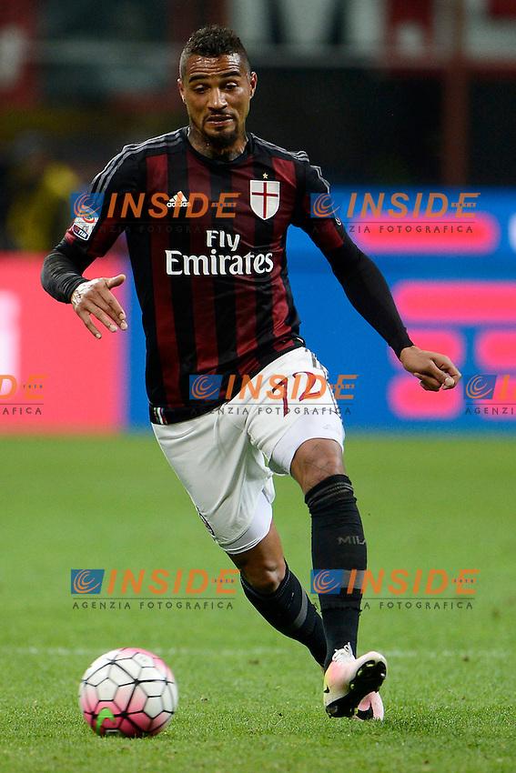 Kevin-Prince Boateng Milan<br /> Milano 21-04-2016 Stadio Giuseppe Meazza - Football Calcio Serie A Milan - Carpi. Foto Giuseppe Celeste / Insidefoto