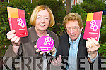 HELP AT HAND: Mary McCarthy and Anne Kelliher from the Kerry Counselling Centre in Tralee who are available to meet with families and offer support..
