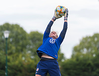 Reims, FRA - June 9, 2019:  The USWNT trains before their first group stage match at the FIFA Women's World Cup.