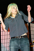 Oct 09, 2004: THE DUKE SPIRIT - Academy Brixton London