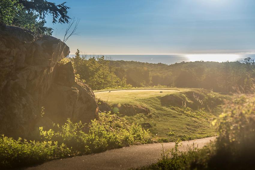 Marquette Golf Club's Greywalls course in Marquette, Michigan.