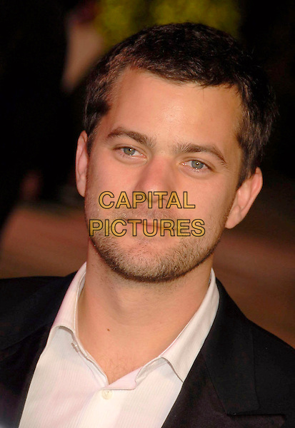 JOSHUA JACKSON.The 2007 Vanity Fair Oscar Party Hosted by Graydon Carter held at Morton's, West Hollywood, California, USA, 25 February 2007..oscars portrait headshot.CAP/ADM/GB.©Gary Boas/AdMedia/Capital Pictures.