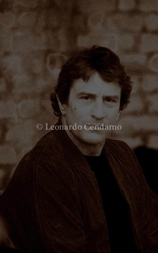 Robert De Niro, attore, regista,  produttore cinematografico statunitense, cittadinanza italiana. Lido, 9 settembre 1996. Photo by  Leonardo Cendamo/Photo by Gettyimages