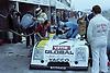 CHEVRON B36 #7, Bruno SOTTY (FRA) - Gérard CUYNET (FRA), 1000 KM DIJON 1980