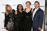LOS ANGELES - SEP 30:  Catherine Hardwicke, Tamika Lamison, Adele Jones, Theodore Melfi at the Catalina Film Festival - September 30 2017 at the Casino on Catalina Island on September 30, 2017 in Avalon, CA